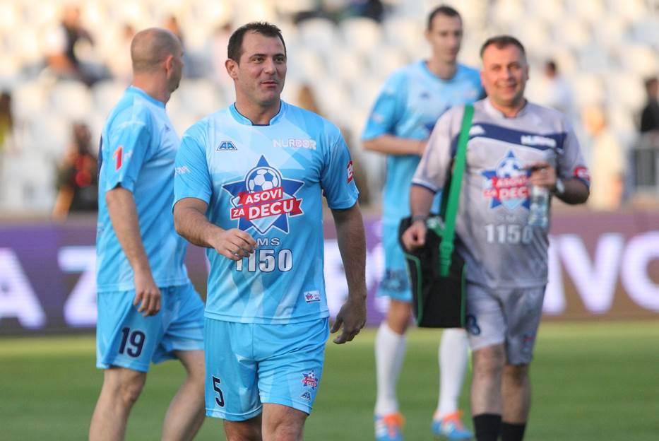 Dejan Stanković, Asovi za decu