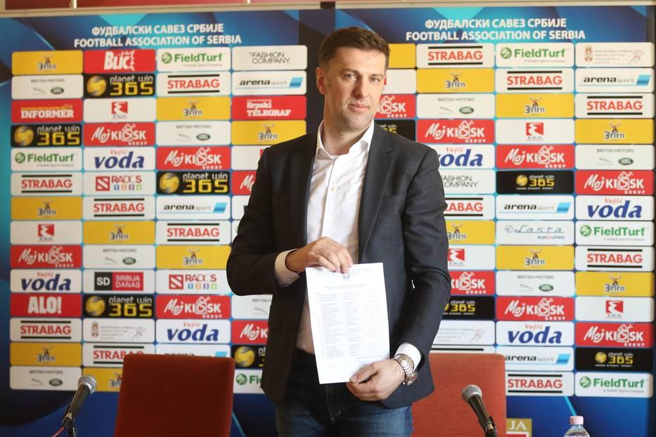 Mladen Krstajić, Mladen Krstajic