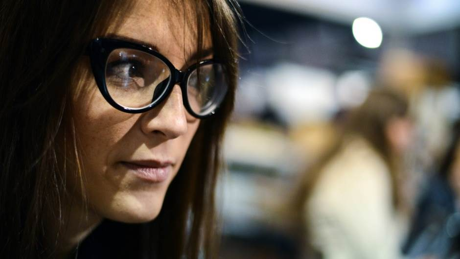 naočare, devojka, žena, lice, oči