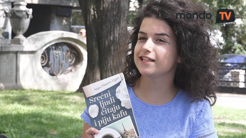 knjige, deca, devojka, mondo tv