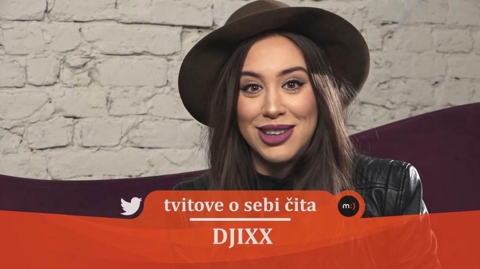 Djixx, pevačice, tvitovi, mondo tv