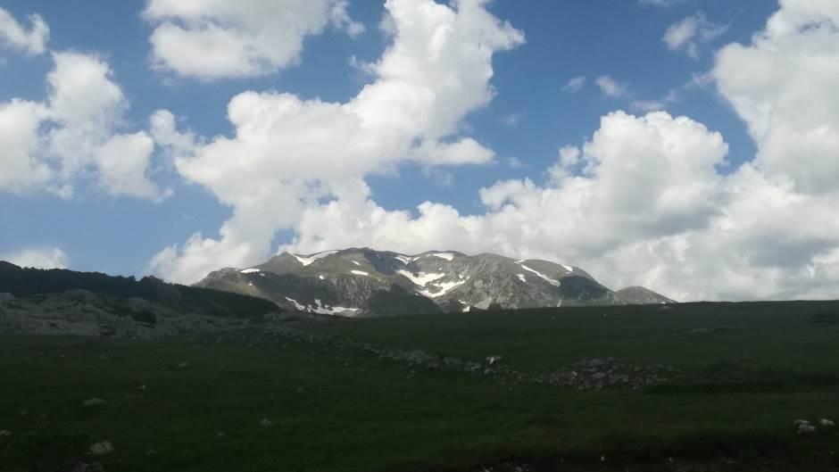Za ljubitelje planinskog vazduha - Žabljak (VIDEO)