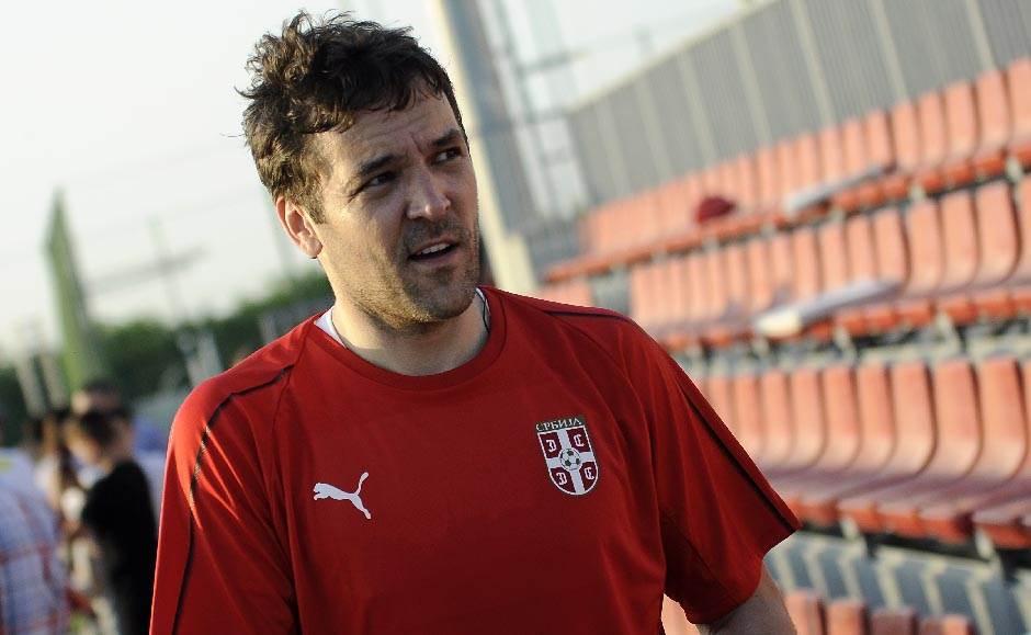 fss trening, vladimir stojković
