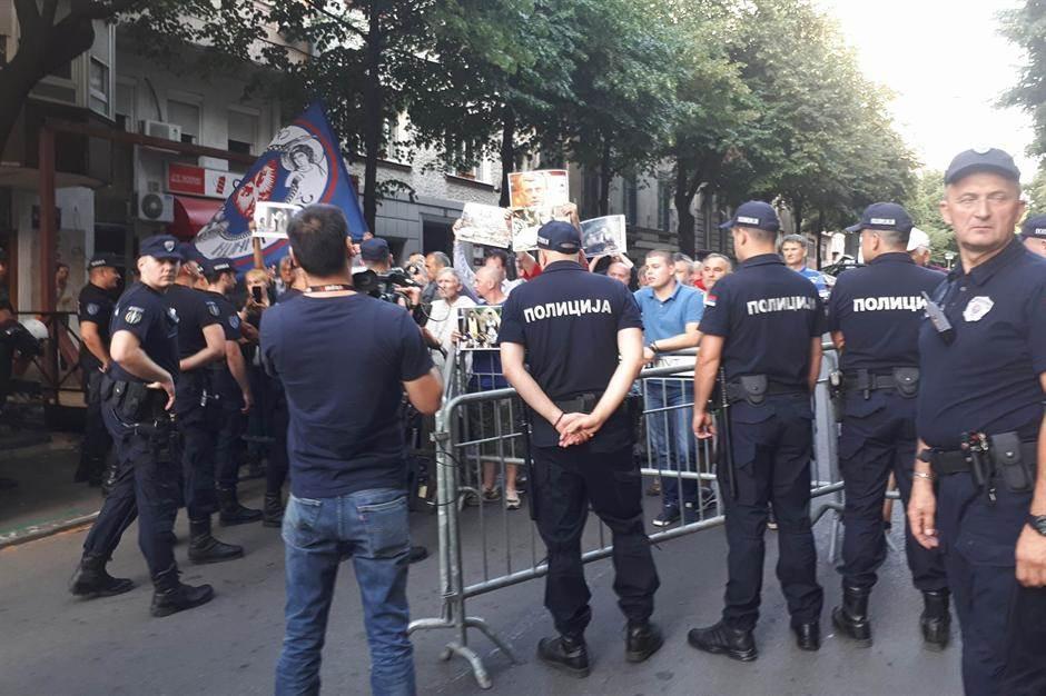 mirdita, zavetnici, protest