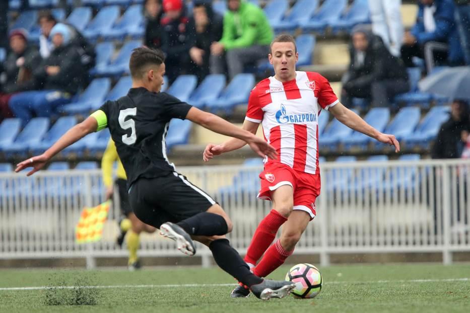 večiti derbi omladinci Partizan Crvena zvezda