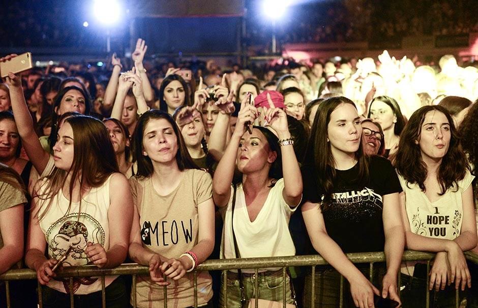 tašmajdan, publika, koncert