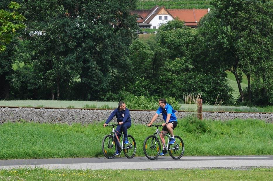 krstajić bicikl