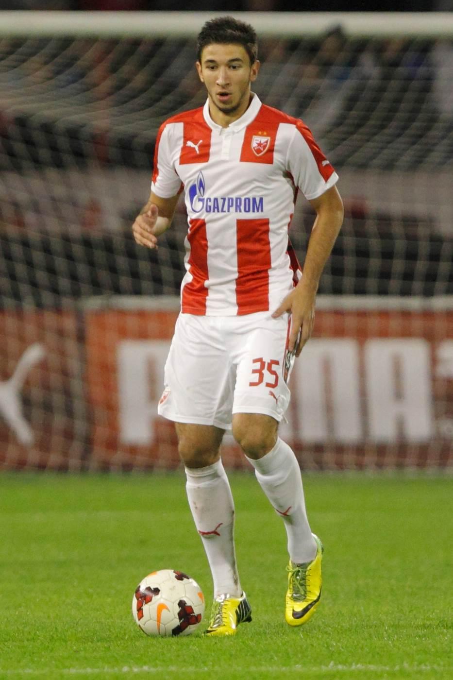 Marko Grujić - Crvena zvezda
