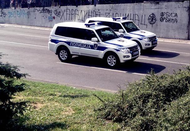 interventna policija interi akcija hapšenje racija policajci mup hapšenja potera