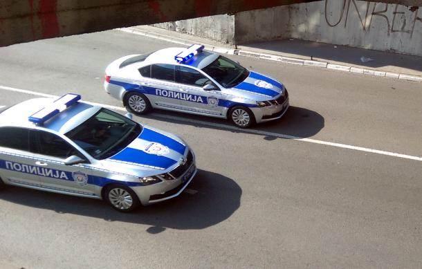 policija saobraćajci saobraćajna policija akcija jurnjava potera pucnjava mup
