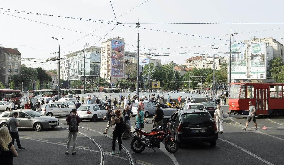 Ministar o protestima: I novčane kazne vozačima