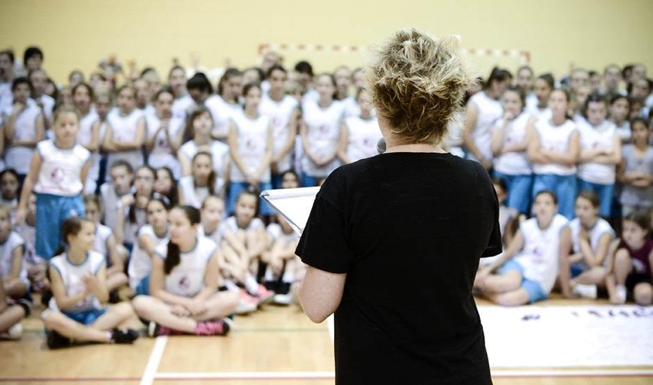 telekom pokret za žensku košarku marina maljković