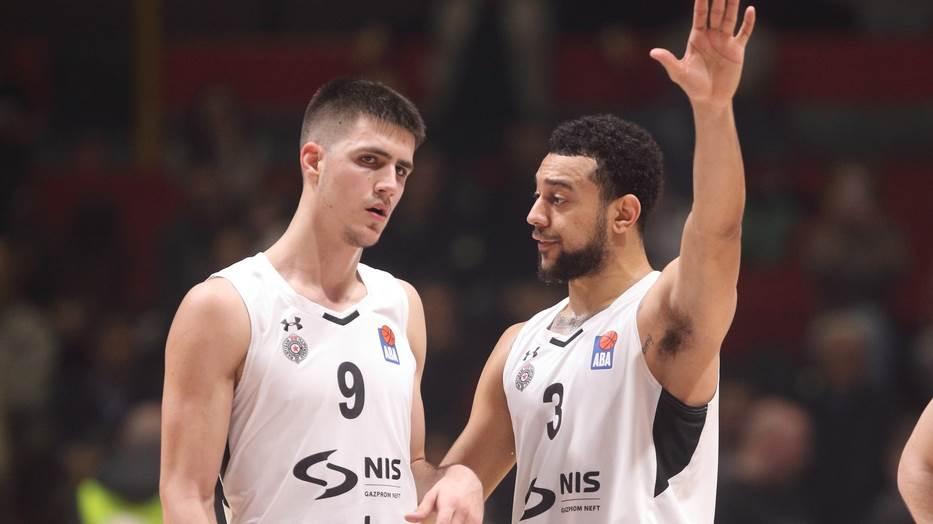 Marinković i Gos se oprostili od Partizana?