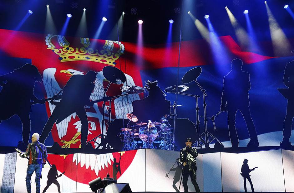 SCORPIONS: Konačno u Beogradu! (FOTO, VIDEO)