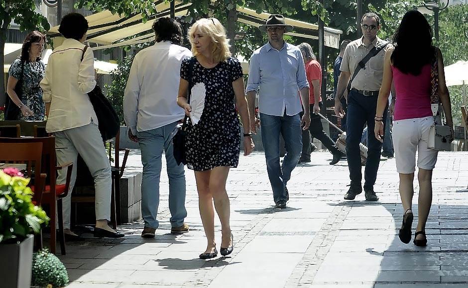 Beograd: Vrućine su tek počele