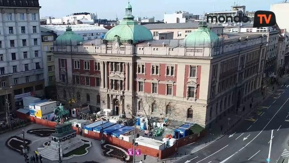 Narodni muzej, Beograd, muzej, mondo tv