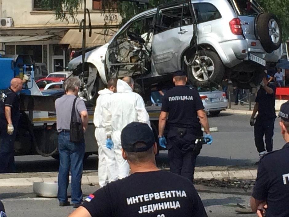 RAZNET DŽIP kod Franša, vozač mrtav! (FOTO/VIDEO)