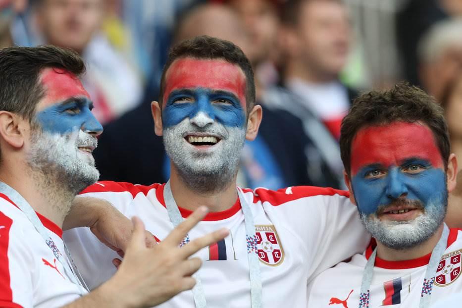 srbija, navijači, srpski navijači, orlovi, orlići