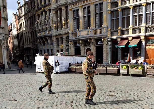belgija, vojska, belgija