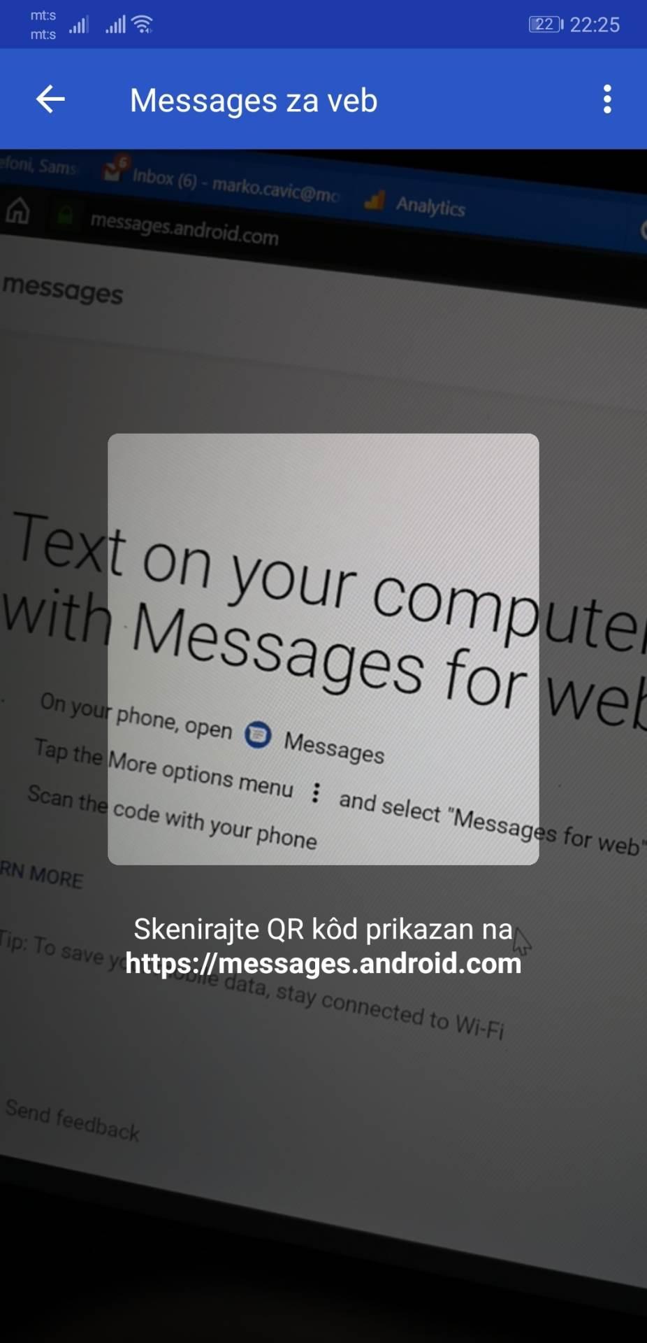 Kako slati SMS poruke sa kompjutera