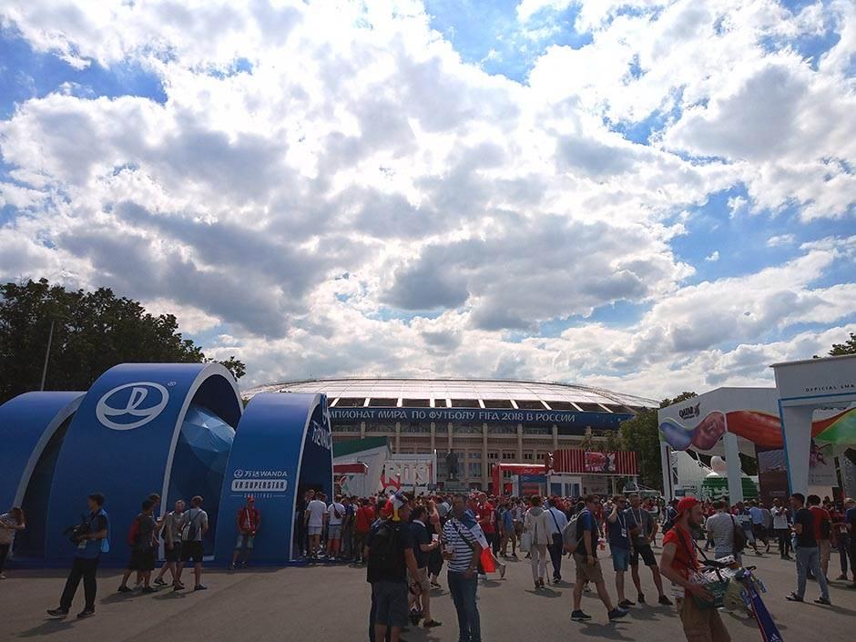 Stadioni u Rusiji su impresivni, ali jedan je WOW!