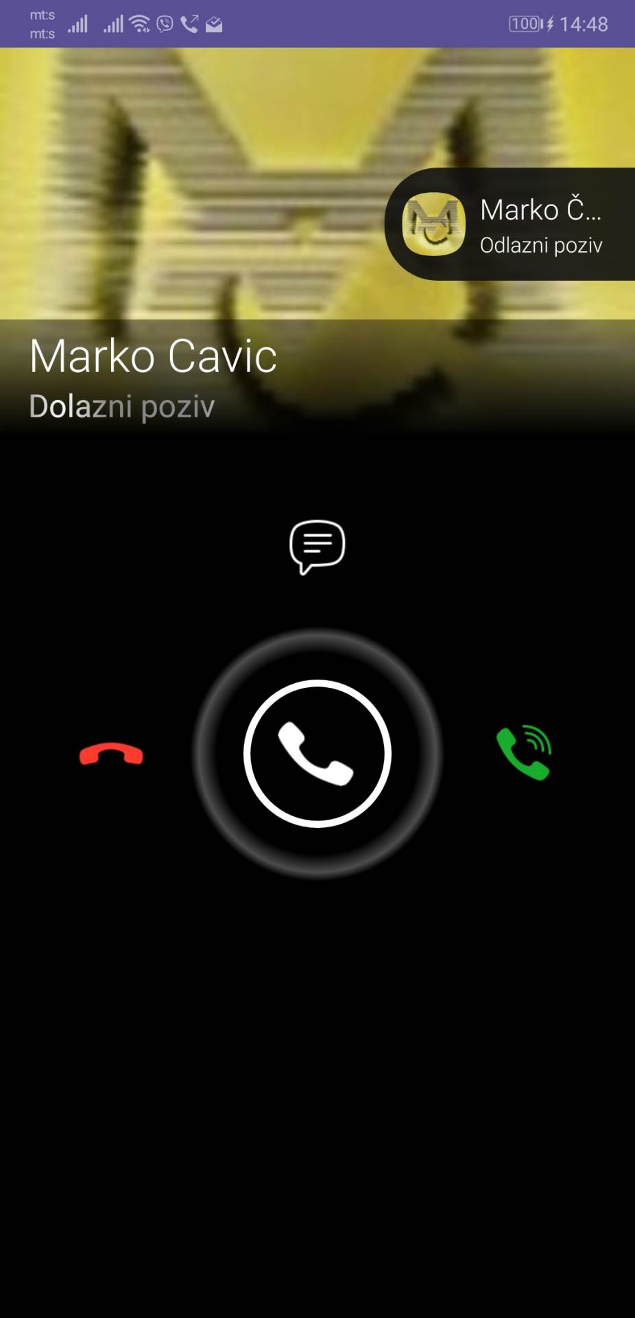 Kako do dva Viber naloga na istom telefonu