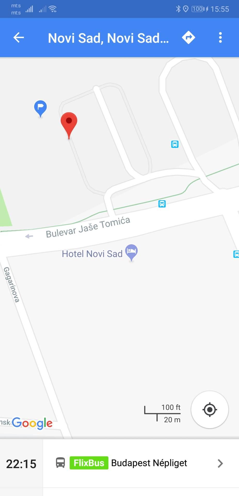 Nove Google Mape dostupne u Srbiji + šta je novo