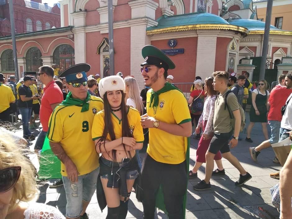 """""""Dajte Brazil da se igramo!"""""""