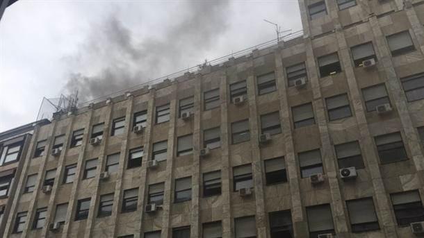 požar, Palata Albanija
