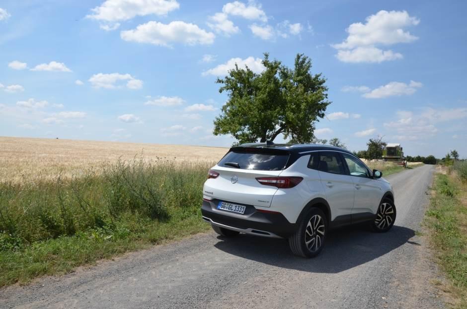 Opel grandlend
