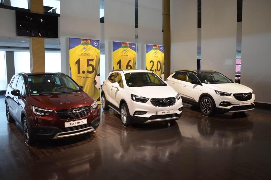 Ekskluzivni test: Opel X modeli sa novim motorima