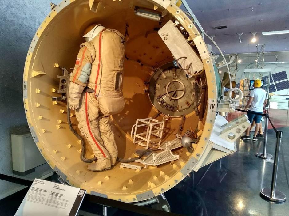 Muzej kosmonautike