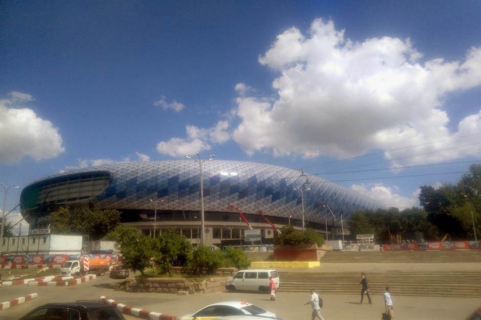 dinamo moskva stadion
