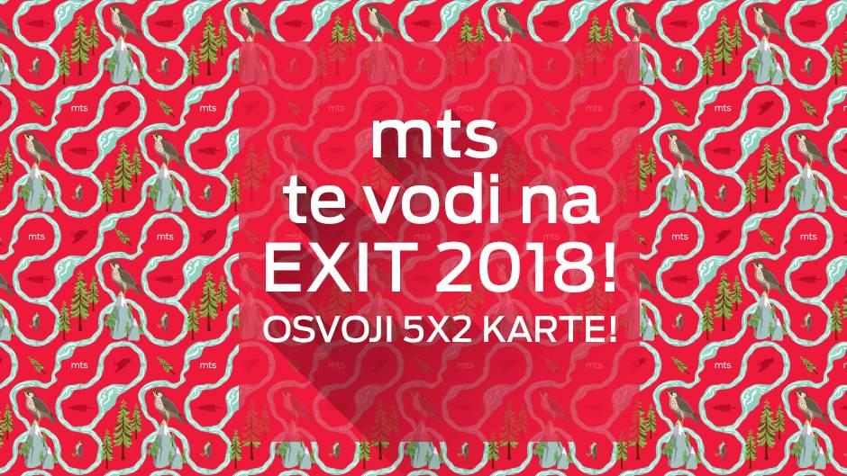 Osvojite karte za EXIT!