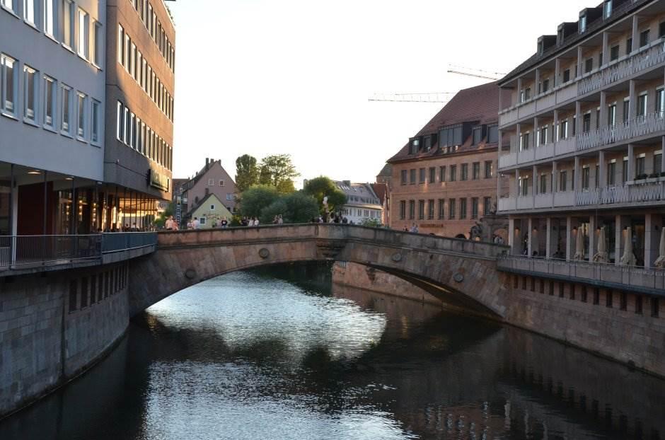 Užasi bračnog života na fontani u Nirnbergu VIDEO
