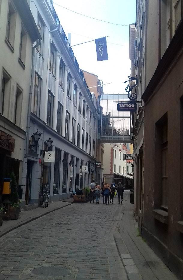 "MONDO u Rigi - baltičkoj lepotici, ""Parizu severa"""