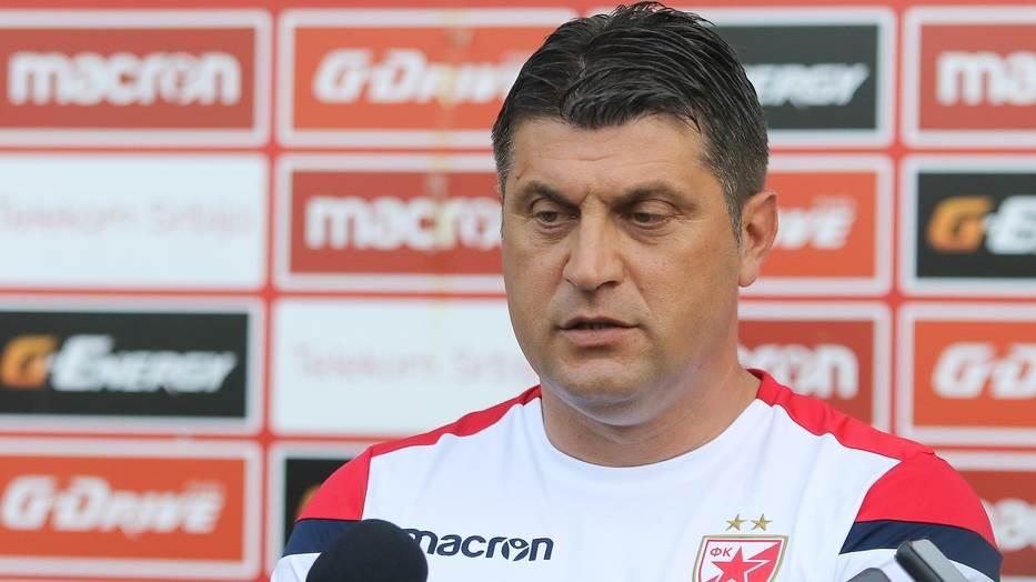 Vladan Milojević: Nije to Zvezda koju ja sanjam