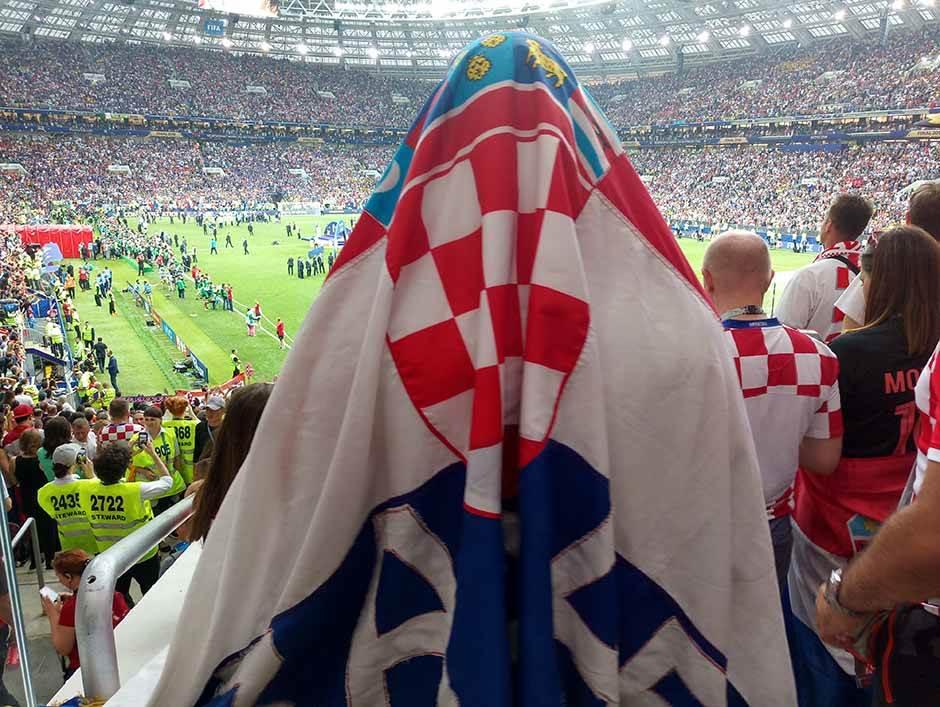 Hrvati tužni, mada...