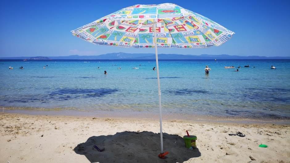 Xenia plaža, nadomak Pefkohorija i Haniotija.