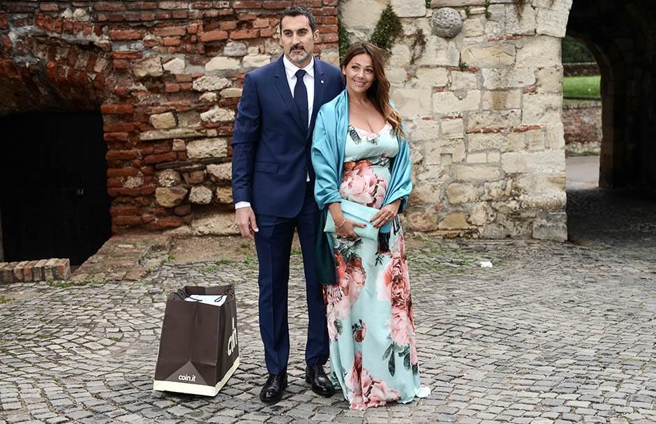 Venčali se srpski teniser i glumica! (FOTO)