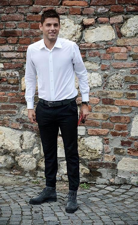 Oženio se srpski teniser