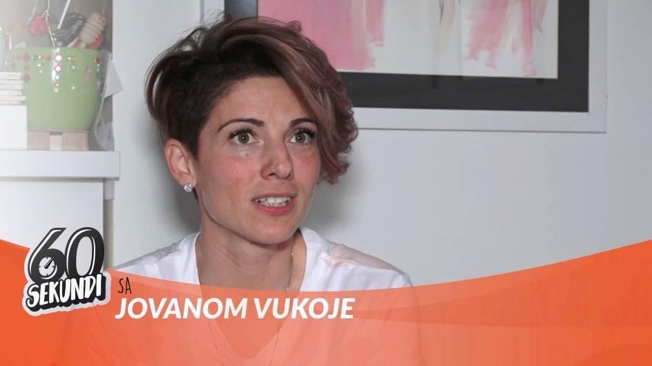 Jovana Vukoje, 60 sekundi, mondo tv