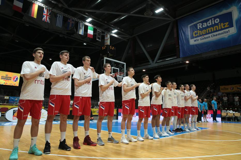 Srbija orlići U-20