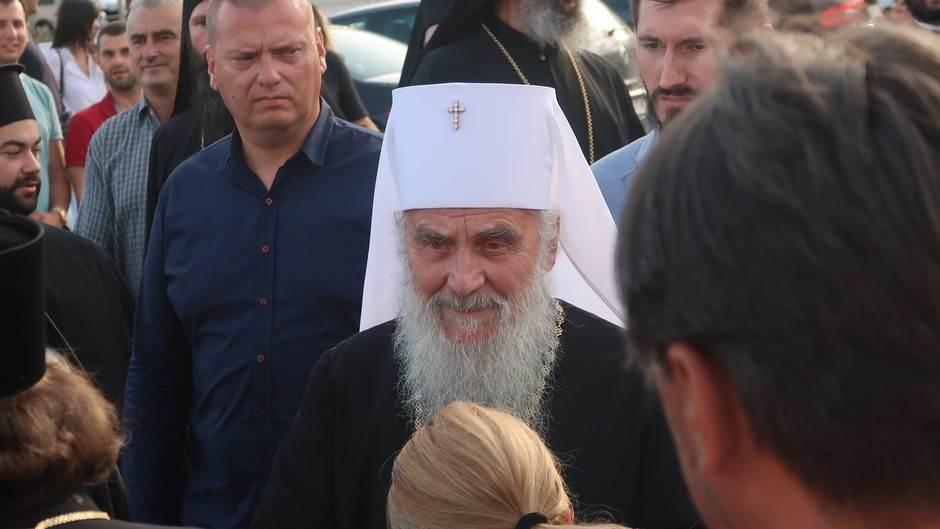 Teške optužbe: Irinej kritikovao crnogorsku vlast