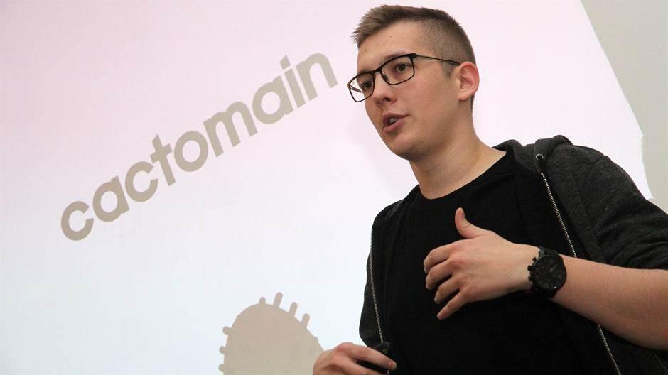 Upoznajte pokretače Telekoma: startap Cactomain