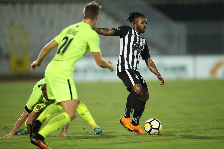 Suma napustio Partizan, od danas je u Makabiju!