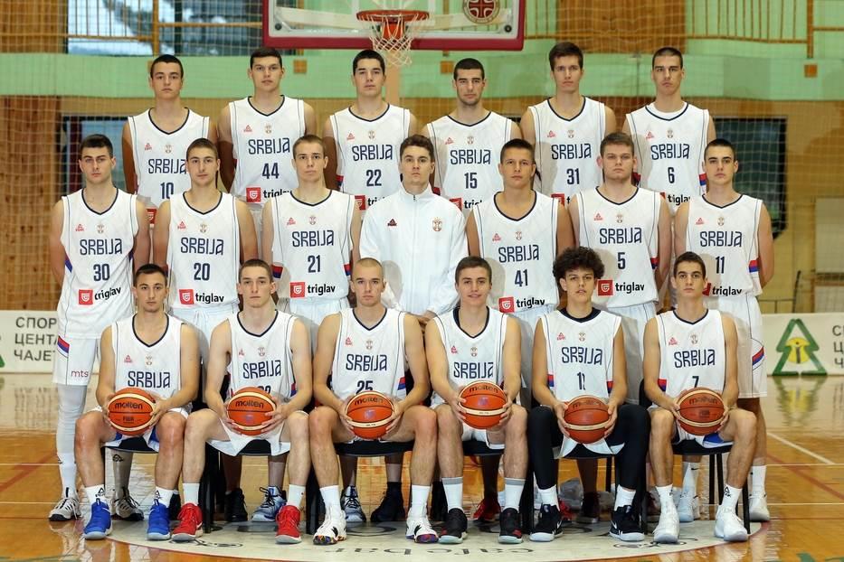U18 Srbija reprezentacija
