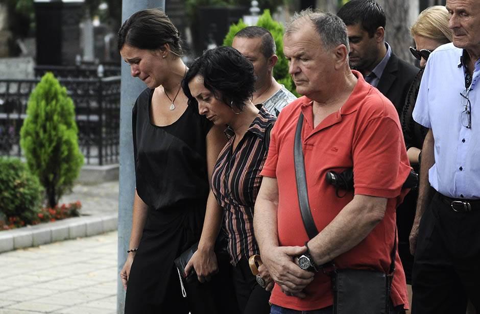 Oproštaj od advokata Miše Ognjanovića