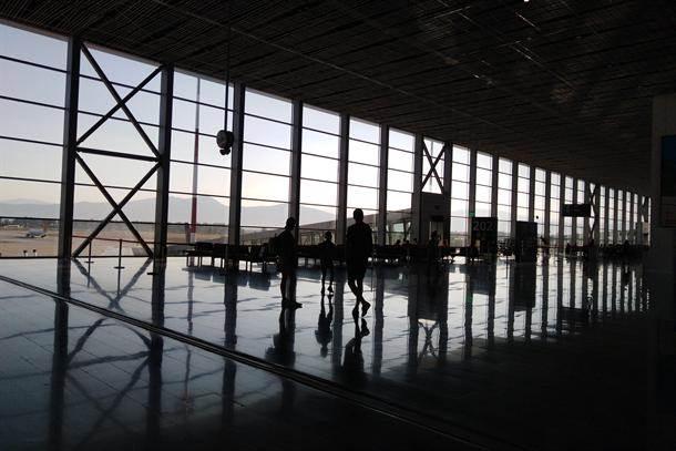aerodrom, putnici, let
