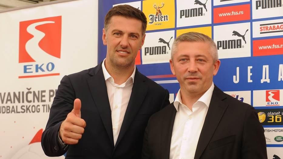 Slaviša Kokeza: Krstajić treba da ostane selektor